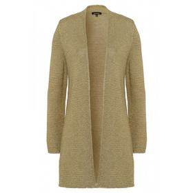 Structured Long Jacket Active - 0662/muddy green