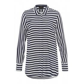 Striped Blouse Active - 2375/marine 2 col