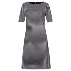 Stucture Jersey Dress Active - 2375/marine 2 col