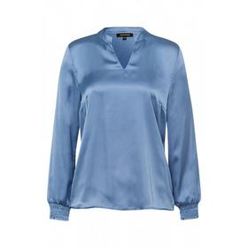 Blouse Shirt with ruffled cuff Acti