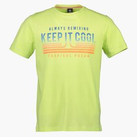 Lerros T-Shirt mit Slogan