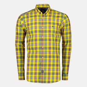 Karo-Hemd aus Twill