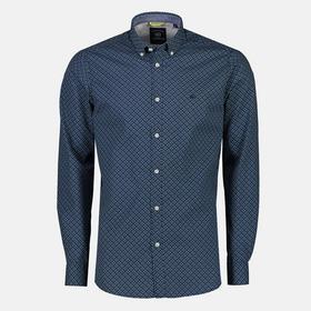 Minimal Alloverprinthemd