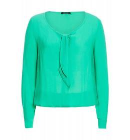 Bluse, spring green