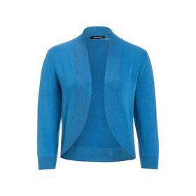 Strick Bolero, light pacific blue