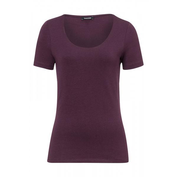T-Shirt, bordeaux