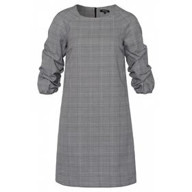 Glencheck-Kleid