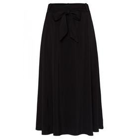 CV-Sateen Midi Skirt Active