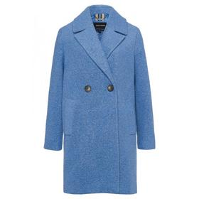 O-shape Coat Active - 0312/pale blue
