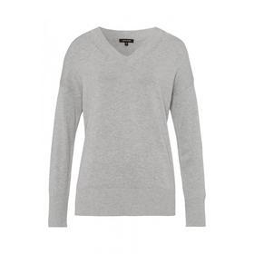 Special Collar Pullover Active - 0717/silvergrey m