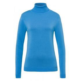 Turtleneck Pullover Active - 0329/winter blue