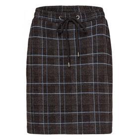 Check Jacquard Skirt Active