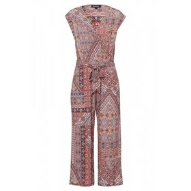Printed Slinky Jumpsuit Active