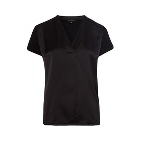 V-Neck with Satinfront Active