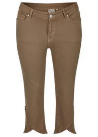 5-Pocket-Capri-Stretch-Jeans