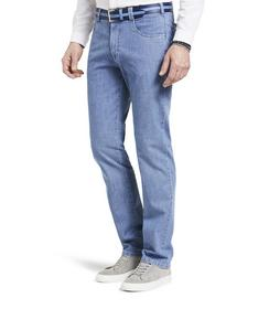 Diego Leichte Sommerjeans, super-stretch light-blue