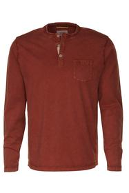 HENLEY 1/1 - 46/46 RED