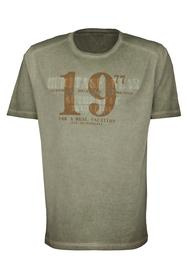 T-Shirt 1/2 LIGHT OLIVE M