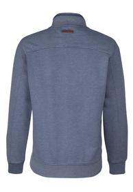 Sweatshirt mit Stehkragen MARINE L