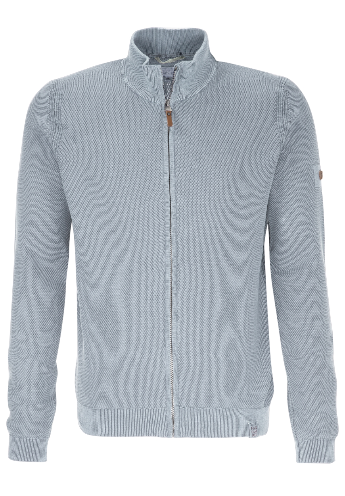 Jacke Garment-Dyed
