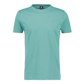 T-SHIRT/SERAFINO 1/2 ARM - 442/MINT BLUE