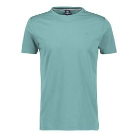 T-SHIRT/SERAFINO 1/2 ARM - 467/DUSTY MINT