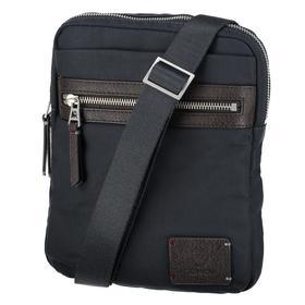 Kleine Messenger Bag mit Reißverschluss