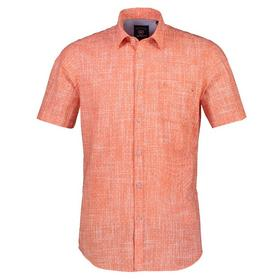 HEMD 1/2 ARM - 319/HOT CORAL