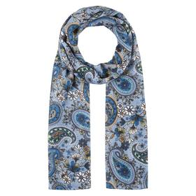 Paisley-Schal aus recyceltem Polyester