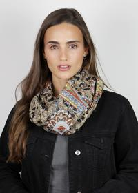 Softer Mustermix-Loop mit aus recyceltem Polyester