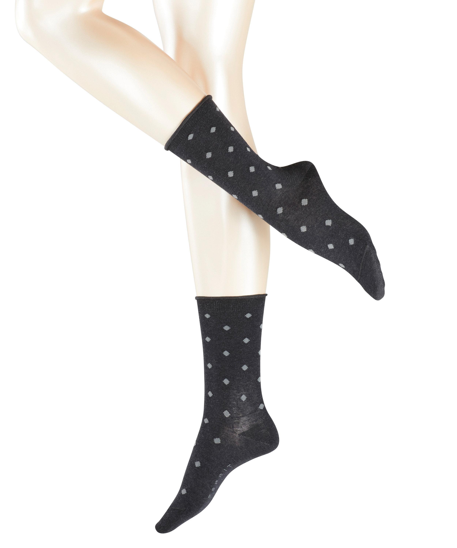 Frauen Socken Polka Dot