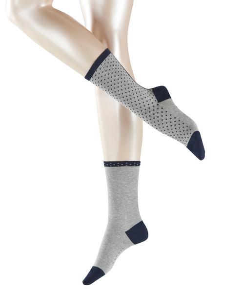 Socken Dots Stripe 2-Pack