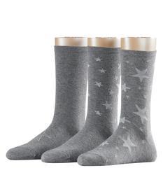 Socken Stars 3-Pack