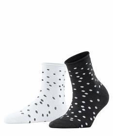 Socken Irregular Dots 2-Pack