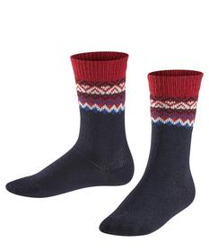 Socken Girly Fair Isle