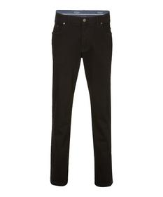 Eurex by BRAX - Ken 340 - Herrenjeans Five-Pocket - Black Black
