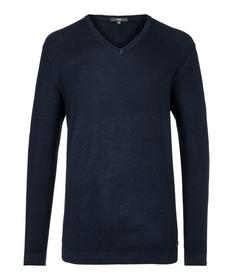 BRAX Feel Good - Vico - Herrenpullover - Navy