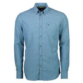 Lerros Langarmhemd mit Karo-Muster