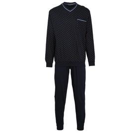 GÖTZBURG Herren Pyjama bedruckt 1er Pack
