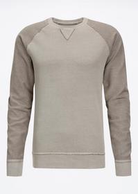 Sweatshirt, long sl., front raglan,