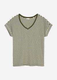 T-shirt, short-sleeve,wide bodyshap