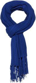 Schal/Tuch aus Perlfang-Strick