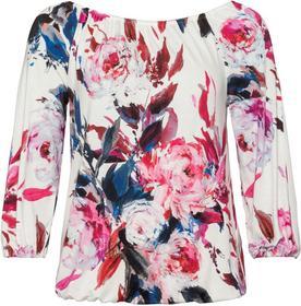 Shirt - 492/hibiskus