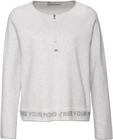 Pullover, sahne melange
