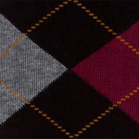 Kniestrümpfe/Overknees Shetland