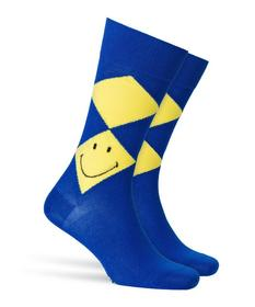 Socken Smiley® Argyle