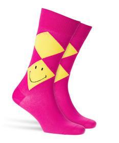 Socken Smiley® Argyle