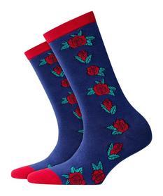 Socken Roses