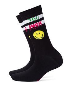 Socken Smiley Sucker