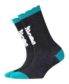 Socken Luna Cat